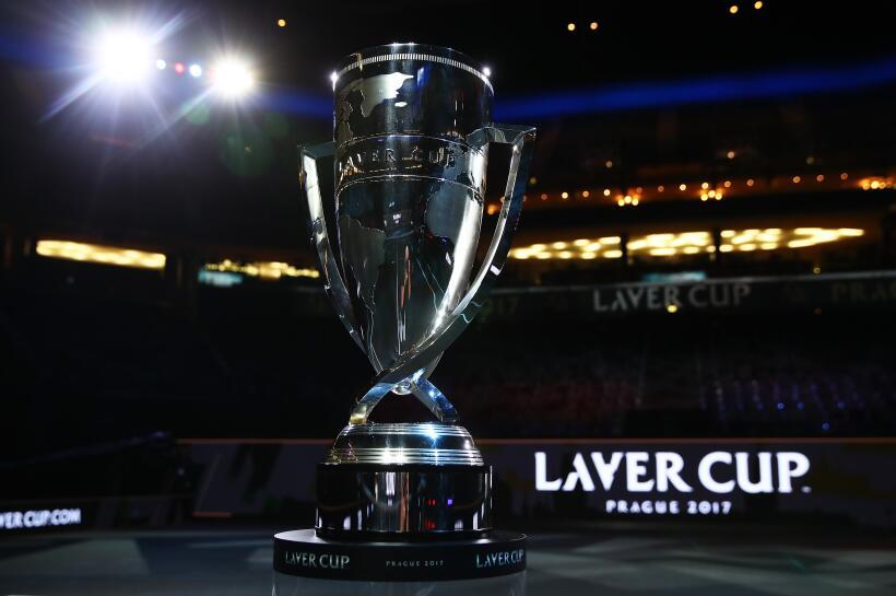 Roger Federer conquista para Europa la Copa Laver tras derrotar en Praga...