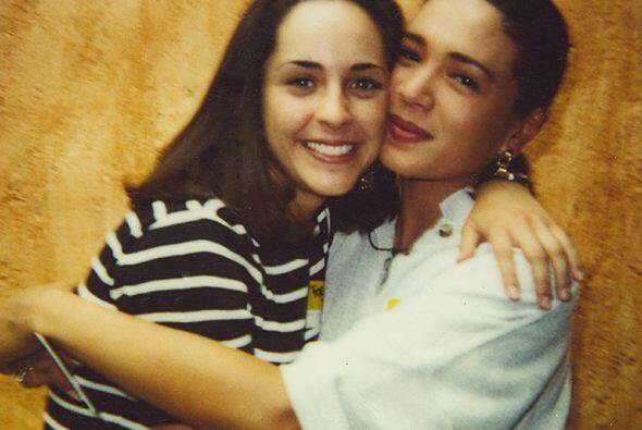 """Compartió créditos con Yolanda Andrade en """"Retrato De Familia"""" en 1995,..."""
