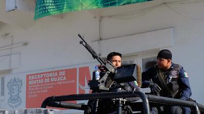 Muertos y heridos tras enfrentamientos en Tamaulipas