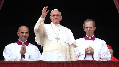 Las palabras del discurso del Papa dejó a muchos con lagrimas