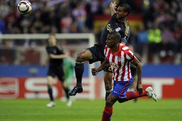 La Liga Europa está en Semifinales y en uno de los juegos de Ida se enfr...