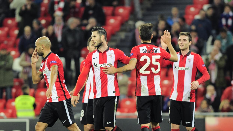 El Athletic Club anotó un 6-0 en Copa del Rey