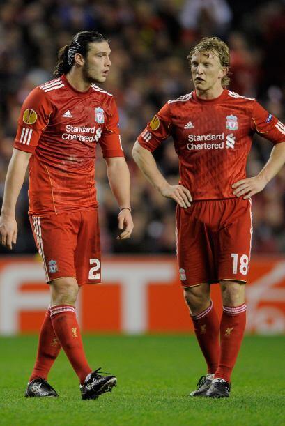 Al termino de los 90 minutos nada cambió y el Liverpool dijo adiós.