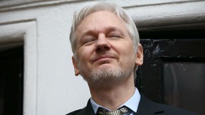 Suecia abandona la investigación contra Julián Assange