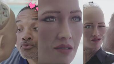 Robots sexuales parecen haber alcanzado la capacidad de manifestar y sentir emociones