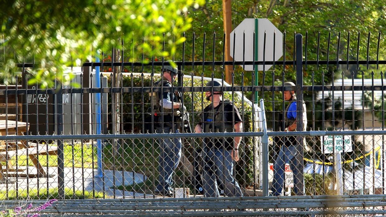 No hay señal de hombre armado tras reporte de tiroteo en Centro Médico N...