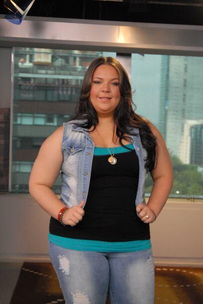 Yazaira López es una mujer que ha vivido cosas difíciles que la han hech...