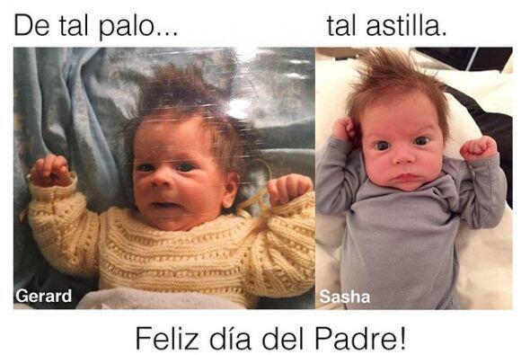 Shakira es una mami muy presumida, hace unos días colgó en sus redes soc...