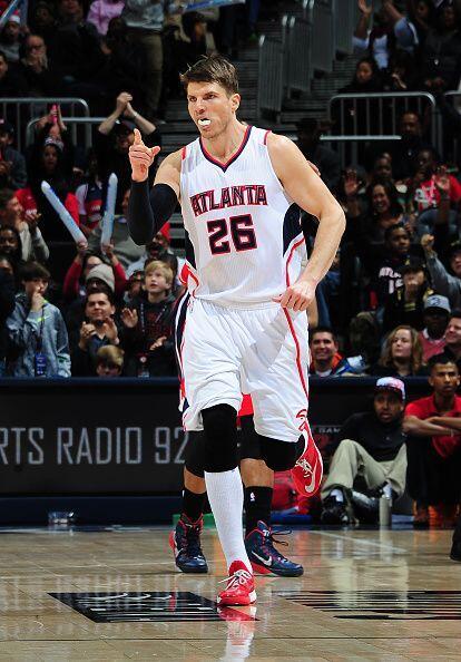 11 de Enero - Wizards (25-12) pierden 89 - 120 con Hawks (29-8). Kyle Ko...