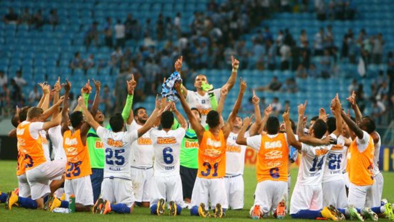 El equipo de Belo Horizonte llegó a 73 puntos, siete más que su persegui...