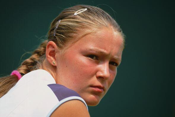 ¡Feliz cumpleaños Dinara Safina! Esta tenista rusa nació el 27 de abril...