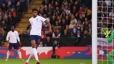 Inglaterra 1-0 Suiza - GOL Y RESUMEN - Partido amistoso