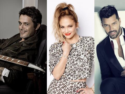 Estrellas nominadas a Latin GRAMMY