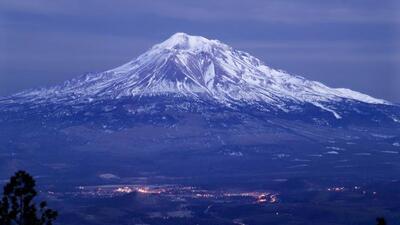 Monte Shasta en California