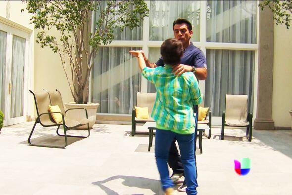 Ana te vino a cambiar completamente Fernando. Es la fuerza del amor lo q...