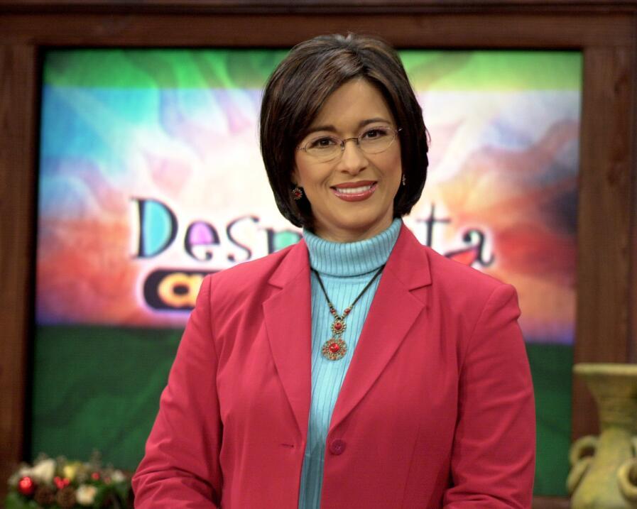 Neida Sandoval en Despierta América