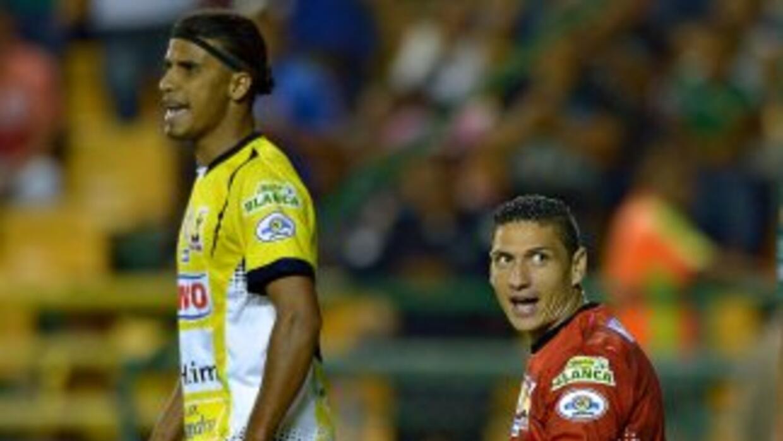 Isidro Metapán no pudo sacar ventaja en la ida.