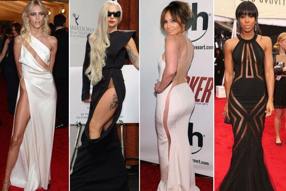 Después de ver estos originales y provocativos 'modelitos', cuéntanos, ¿...