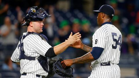 New York venció 6-3 a Kansas City