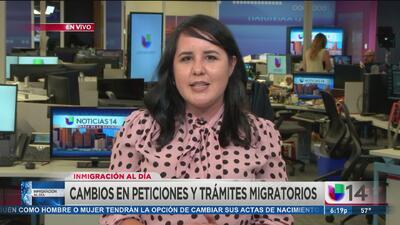 Abogada advierte sobre riesgos en trámites migratorios