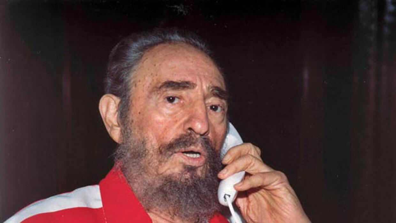 En fotos: Así celebra Miami la muerte de Fidel Castro GettyImages-730098...