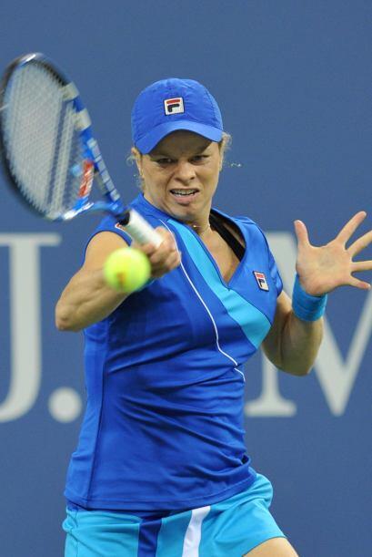 La belga Kim Clijsters logró su segundo título consecutivo en el Abierto...