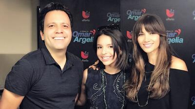 Ángela Aguilar confesó cómo fue trabajar con su papá, Pepe Aguilar