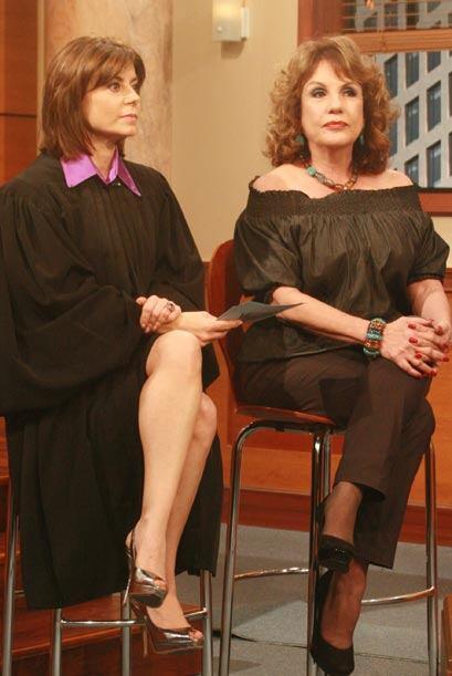 La  jueza espera que sean positivos los resultados de Grace.