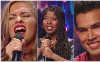 En el segundo show de audiciones, 11 participantes pasaron a la próxima...