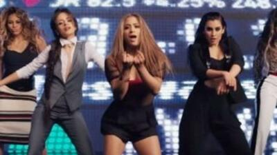Fifth Harmony Slider