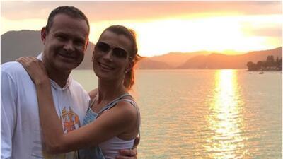 Escapadita romántica: Alan Tacher y su esposa tuvieron un fin de semana de novios