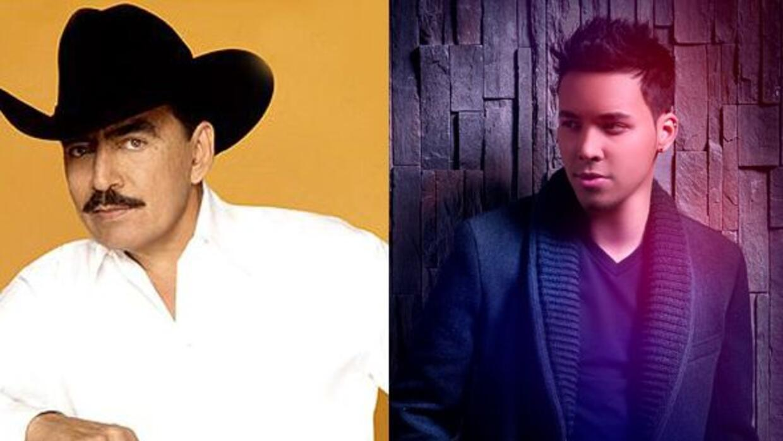 Por primera vez juntos Joan Sebastian y Prince Royce cantarán en Latin G...