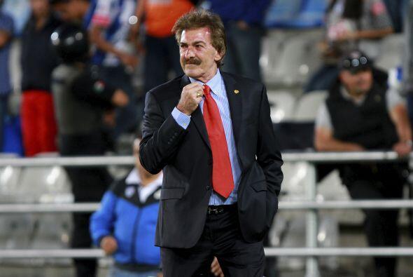 Ricardo La Volpe fungió como tercer portero de Argentina en el Mundial 1...