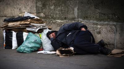 Crisis de desamparados: ¿Cómo reportar un campamento de indigentes?