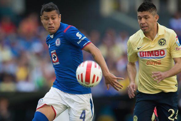 Del actual plantel de Cruz Azul sólo Julio 'Catita' Domínguez se mantien...