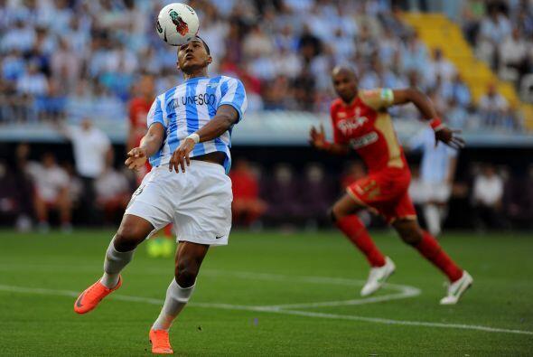 El venezolano Salomón Rondón sería el futbolista que definiera el rumbo...