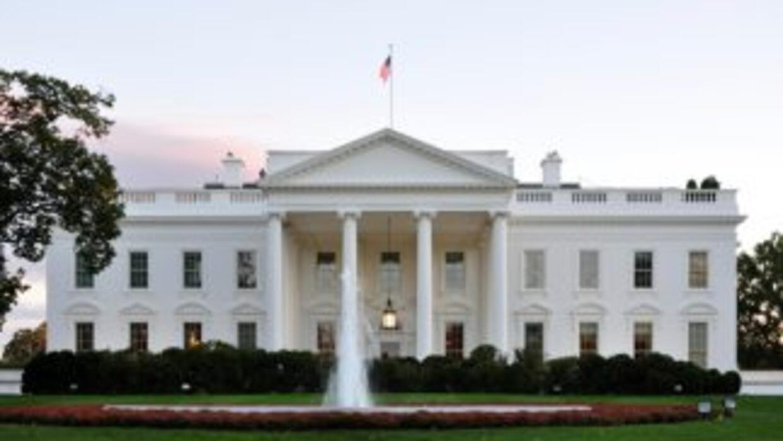 La Casa Blanca.