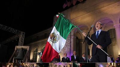 Los Ángeles festejó El Grito de Independencia de México