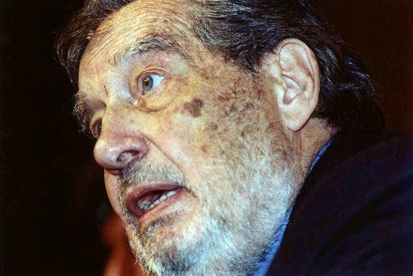 Octavio Paz Lozano le dio el Premio Nobel de Literatura a México...