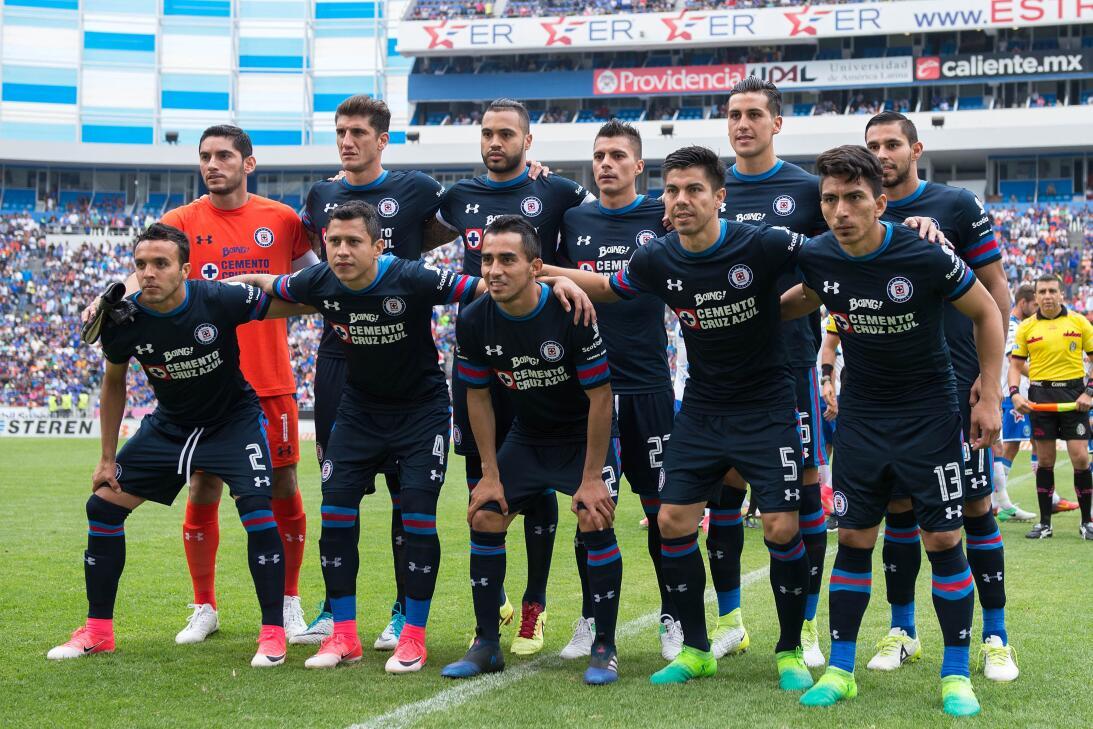 Así se escribió una nueva 'cruzazuleada', la del Puebla a la Máquina 201...