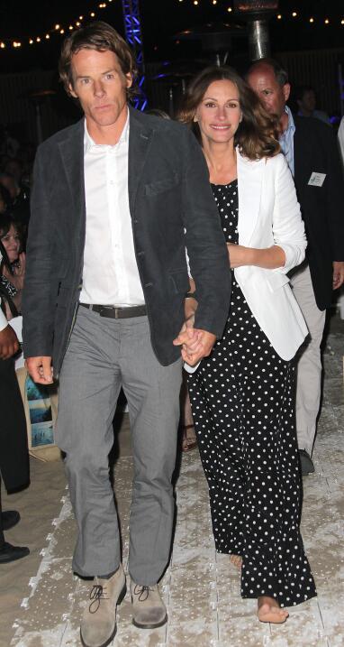 Julia Roberts y Daniel Moder