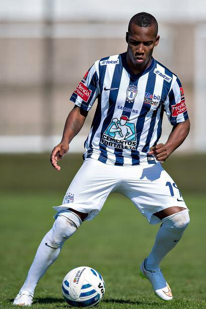 Cristian Penilla llegó a México procedente del Barcelona de Guayaquil pa...
