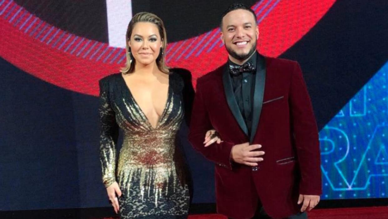 Chiquis Rivera y Lorenzo Méndez han pasado unos días increíbles en Las V...
