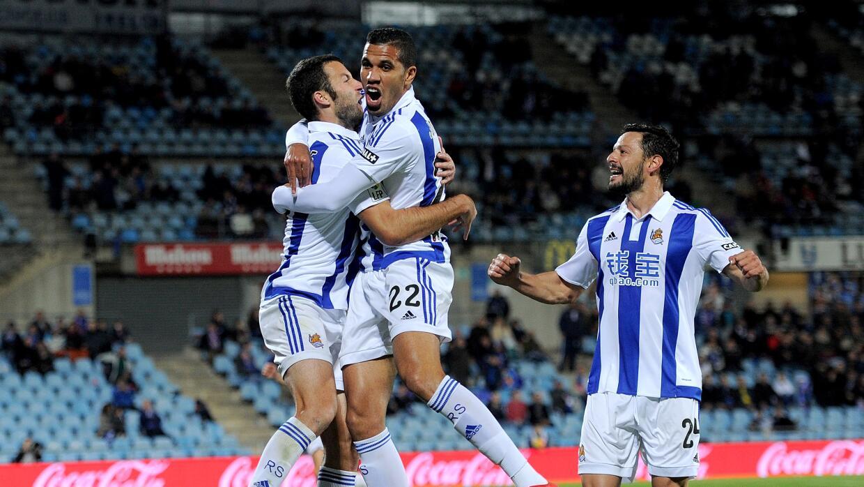 Jonathas da a Real Sociedad el derby vasco