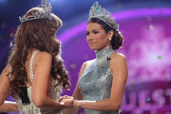 La boricua siempre fue una de las favoritas para ganar la corona, y su s...
