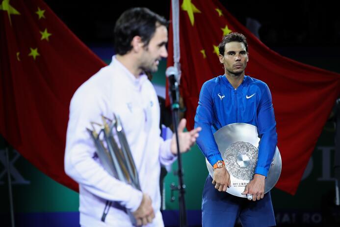 Roger Federer: Campeón del Masters de Shangái gettyimages-861629876.jpg