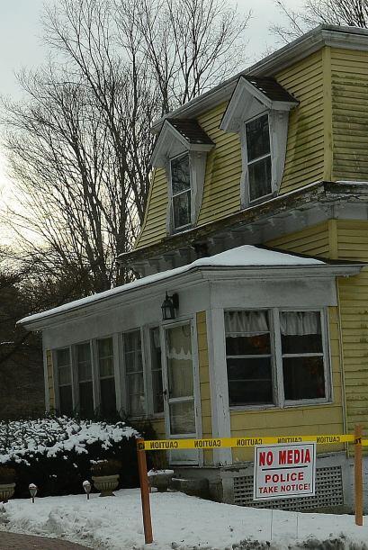 El atacante, Adam Lanza, mató a su madre en su casa en Newtown el 14 de...