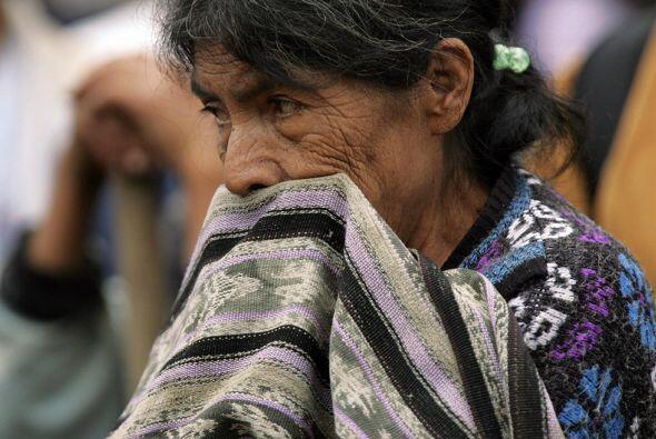 Por su parte, Leonor Calderón, del Fondo de Población de las Naciones Un...