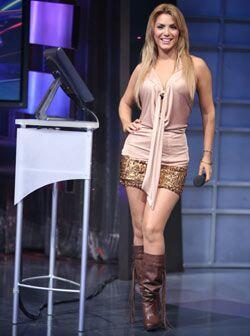 Aunque esas piernas nacieron en Buenos Aires, en las calles de Miami lev...
