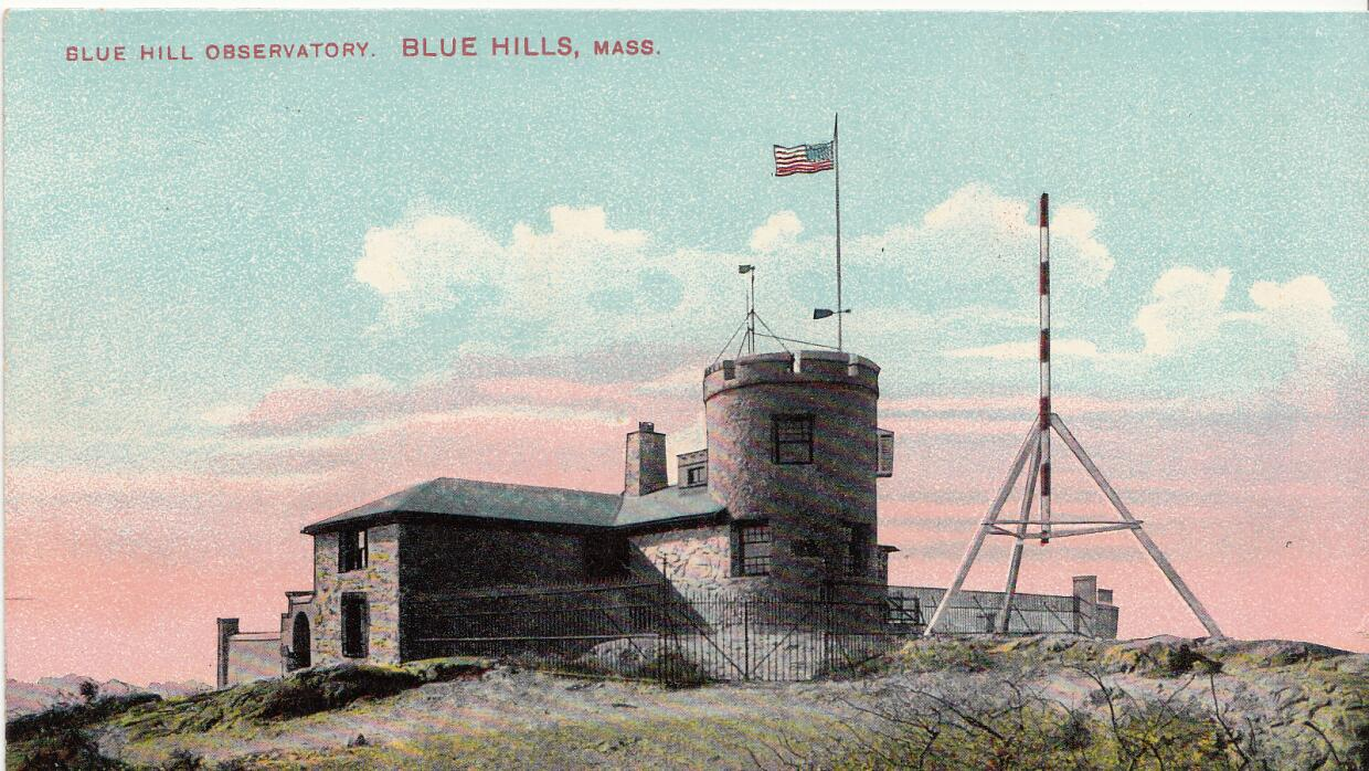 Blue Hill Meteorological Observatory